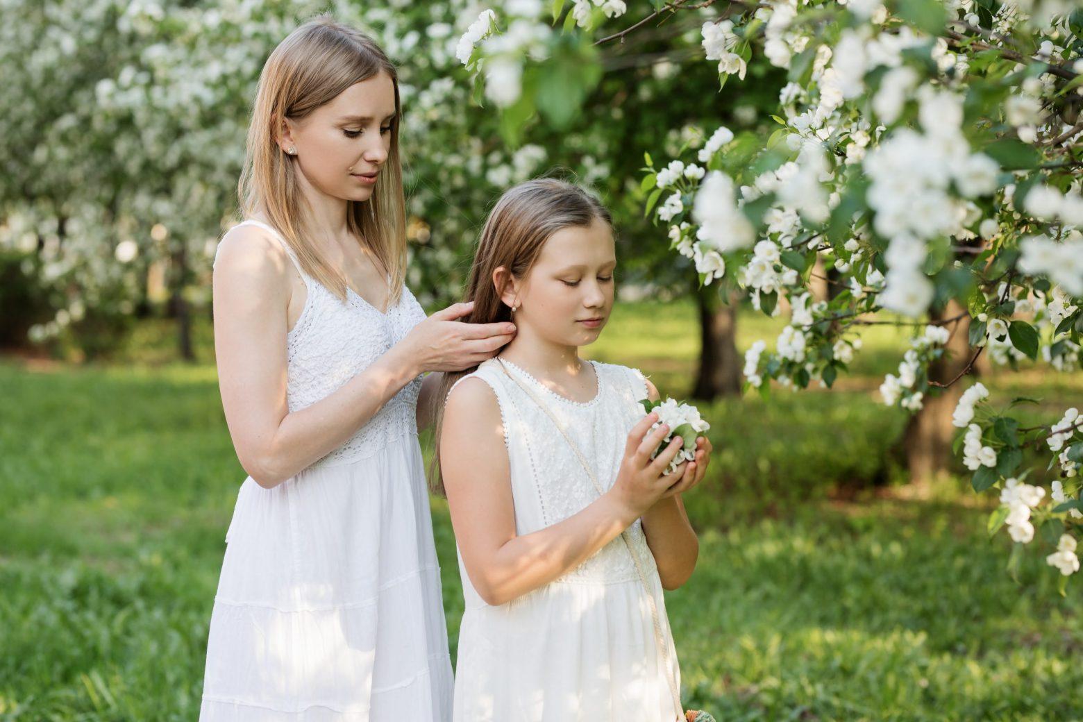 Dziecięce sukienki marki Zimmermann